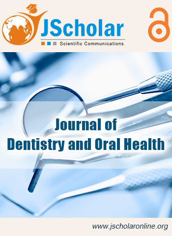 Journal of Dentistry and Oral Health