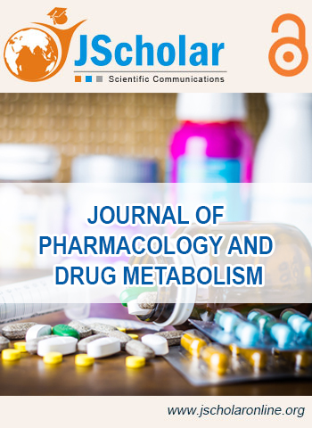 Journal of Pharmacology and Drug Metabolism
