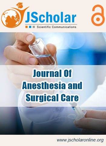 Journal of Anaesthesiology