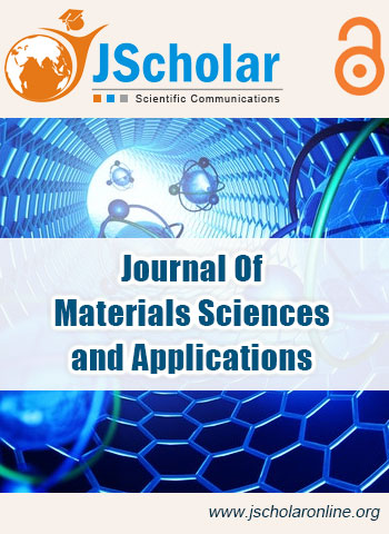 Journal of Materials Sciences and Applications
